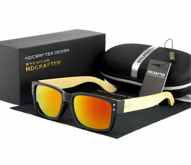 Bilde av HDCRAFTER  grønn solbriller