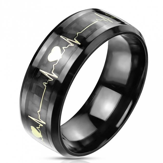 Bilde av Ring i stål, Heartbeat