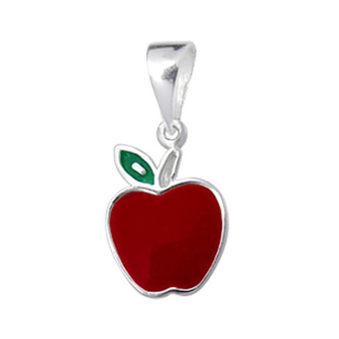 Bilde av Sølvanheng, Rødt eple