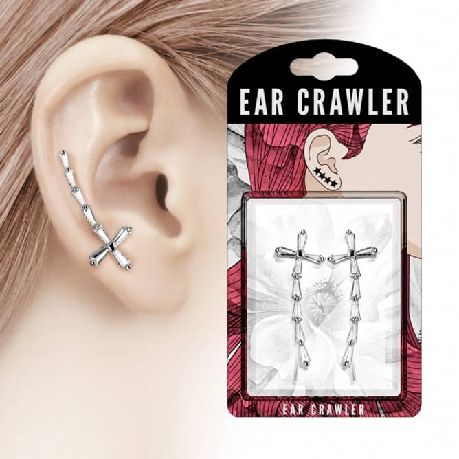 Bilde av Ear crawler kors
