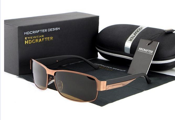 Bilde av HDCRAFTER Polaroid solbrille