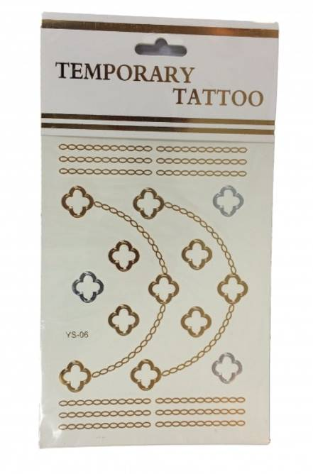 Bilde av Smykke tatovering YS06