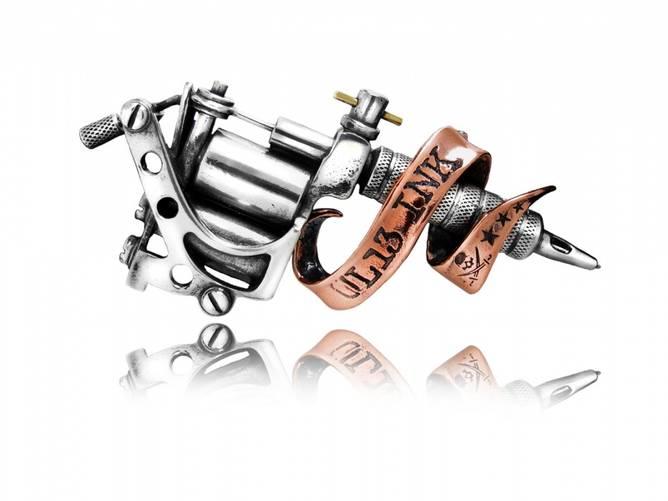 Bilde av Beltespenne Tattoo Gun
