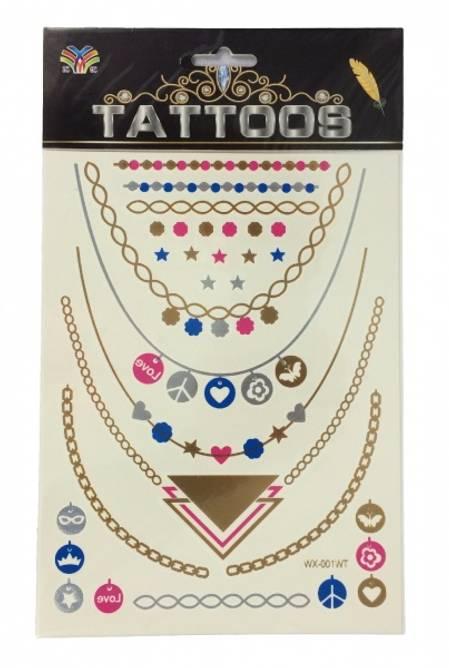 Bilde av Smykke tatovering WX 01