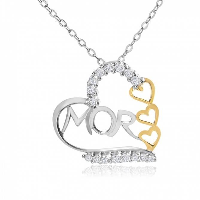 Bilde av Mor smykke i sølv