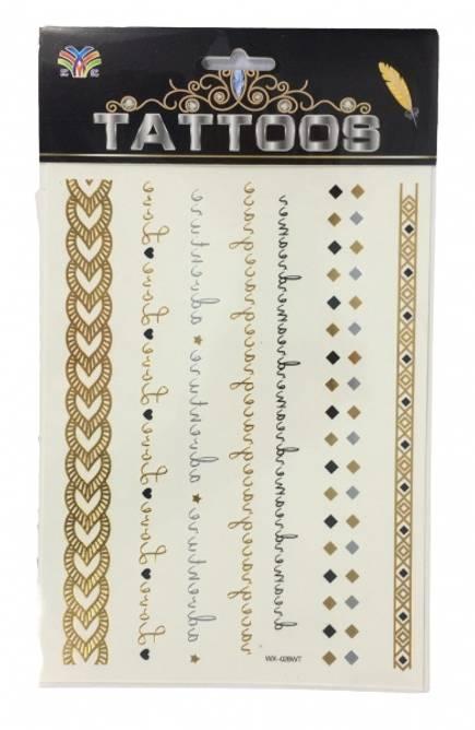 Bilde av Smykke tatovering WX 28