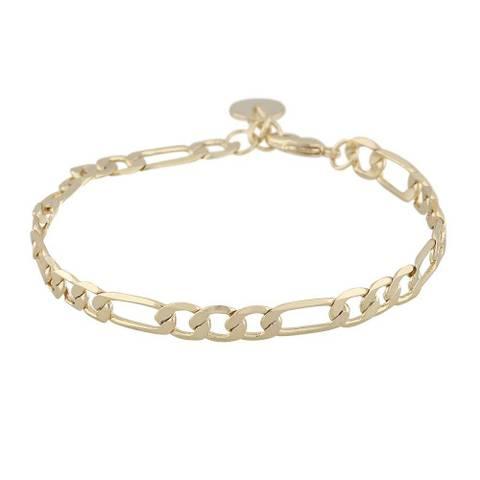 Bilde av Anchor Small Chain Bracelet Gold