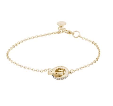 Bilde av Connected Chain Bracelet Gold