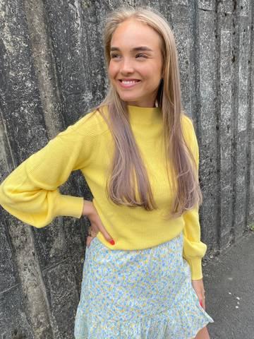 Bilde av Zucot 33 Pullover Yellow