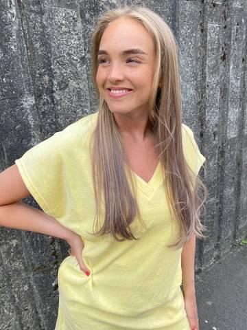 Bilde av Summer Dress Yellow