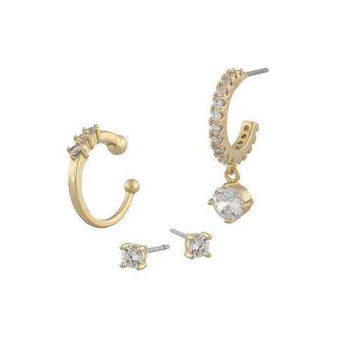 Bilde av Lurie Cuff Earring Gold
