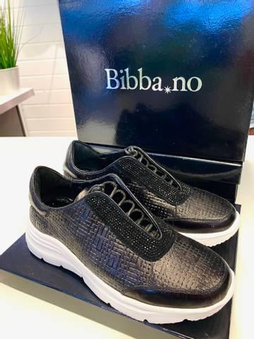 Bilde av Bibba Chunky Sneakers Black