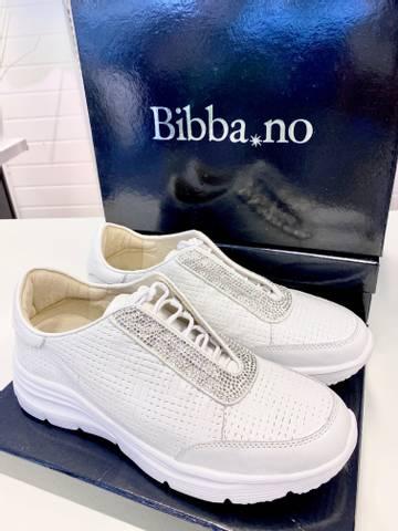 Bilde av Bibba Chunky Sneakers White