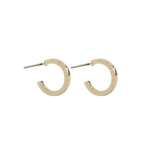 Bilde av Bridget Small Oval Earring Gold