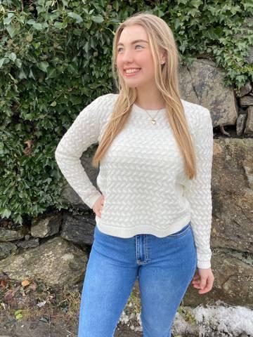 Bilde av Frlecabla 1 Pullover