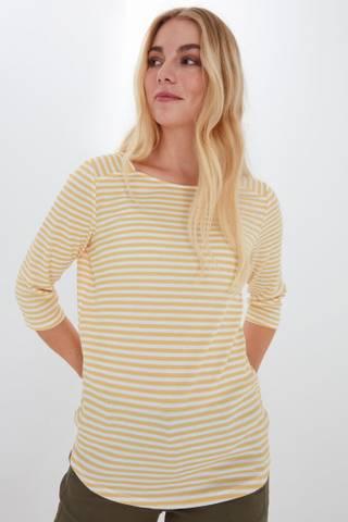 Bilde av Frpejacq 1 Pullover Yellow