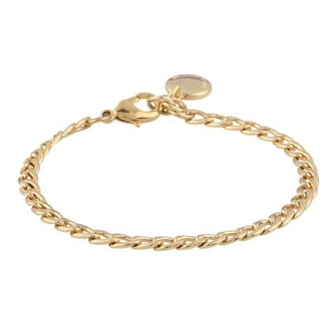 Bilde av Chase Mario Small Bracelet Gold