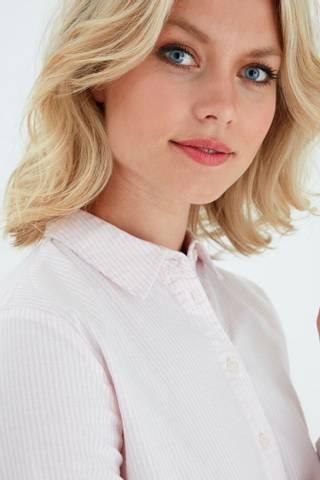 Bilde av Frzaoxford 1 Shirt Stripe Pink