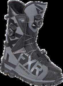 Bilde av FXR Helium Pro BOA Boot Char/Black