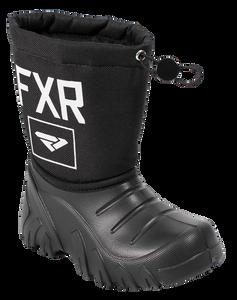 Bilde av FXR Youth Shredder Boot Black