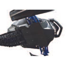 Bilde av Original Yamaha Apex Bukplate Flotation