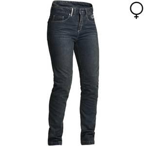 Bilde av Lindstrands Macan Lady Jeans Blue Denim