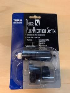 Bilde av Yamaha 12V Uttak med stikk