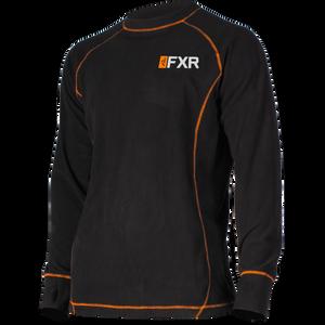 Bilde av FXR M Pyro Thermal Longsleeve Black/Orange