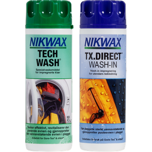 Bilde av Nikwax 2pak Vask og Impregnering