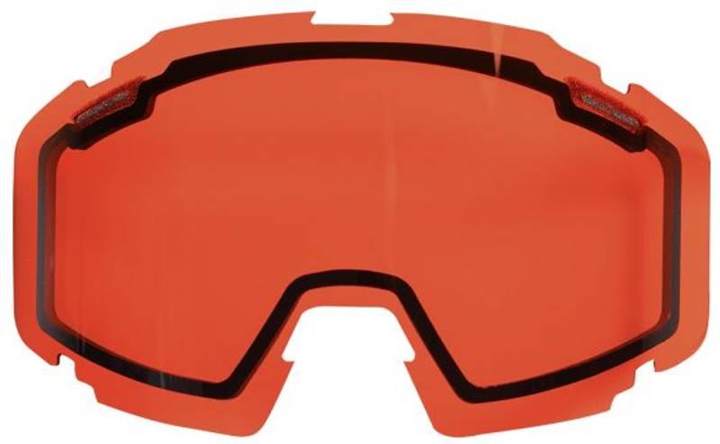 FXR Pilot Dual Lens OS Crimson Saphire