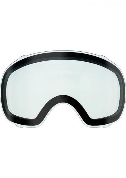FXR Summit Goggle Dual lens, Clear, OS