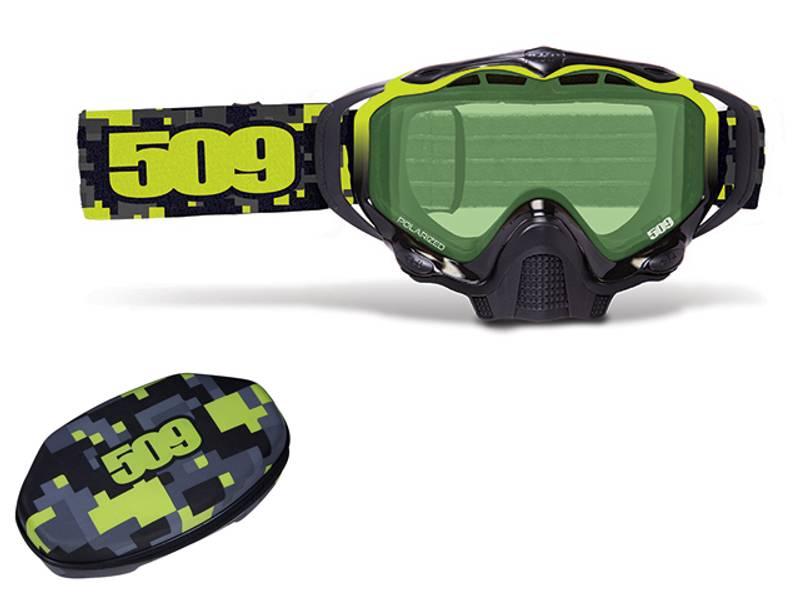 509 Sinister X5Lime Camo Photocromaric