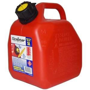 Bilde av Scepter 5 liter bensinkanne