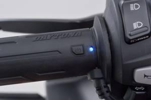 Bilde av DAYTONA LINE varmeholker til std 22,2mm styre