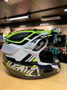 Bilde av Leatt Helmet GPX 5.5 V04 Yel/Blk/Wht