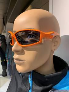 Bilde av FXR Recon Sunglasses OS Orange with Smoke Lens