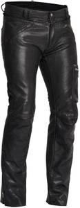 Bilde av Halvarsson's Leather Pants Rider Black