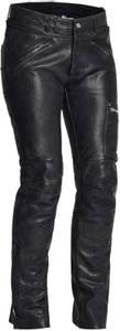Bilde av Halvarsson's Leather Pants Rider Women Black
