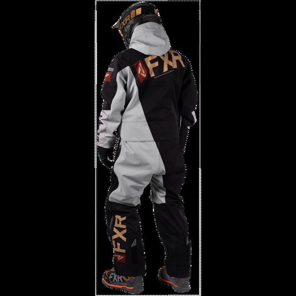 FXR M Ranger Instinct Lite Mono Black/Grey/Rust/Gold