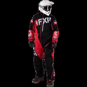 Bilde av FXR M Ranger Instinct Lite Mono Black/Red/Lt Grey
