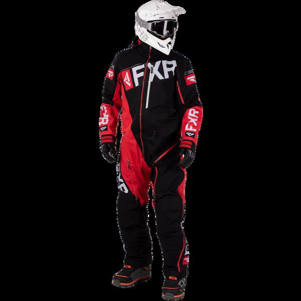 FXR M Ranger Instinct Lite Mono Black/Red/Lt Grey